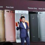 Huawei le géant chinois  vise  la première place devant Samsung et Apple