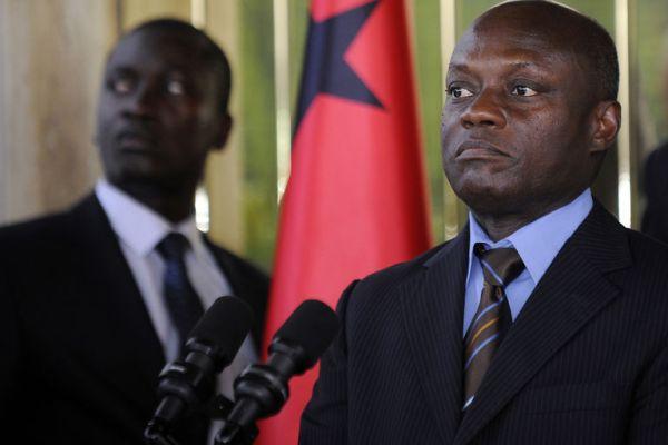 Le président bissau-guinéen José Mario Vaz