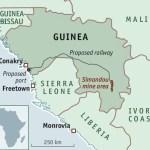 Retrait de Rio Tinto de Simandou: le communiqué du ministère Guinéen des Mines et de la Géologies