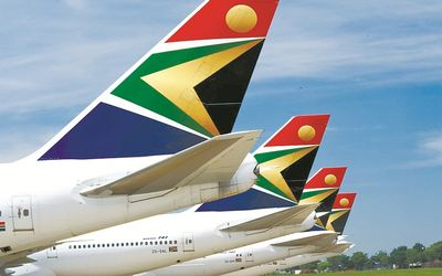 SAA+XXX+South+African+Airways+airport