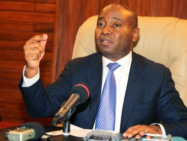 Deogratias Mutombo, Gouverneur de la Banque centrale de la RD Congo