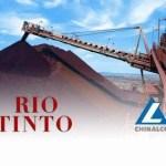 Projet Simandou : Rio Tinto se retire au profit de Chinalco