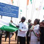 La Côte d'Ivoire et le Mali désormais reliés par le bitume