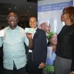Banque Atlantique Côte d'Ivoire lance le premier service de Transfert d'argent via GAB dans la zone UEMOA