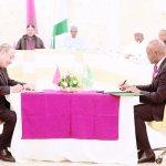 Signature de protocole d'accord entre Attijariwafa et UBA