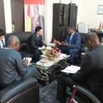 La Guinée et la Chine collaborent dans la lutte contre la pêche INN