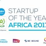 Remise de prix « Startup Africaine de l'Année 2017 » le 26 janvier 2017 à Casablanca