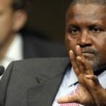 Aliko Dangote poursuit son offensive dans le riz au Nigeria, dans l'État de Sokoto