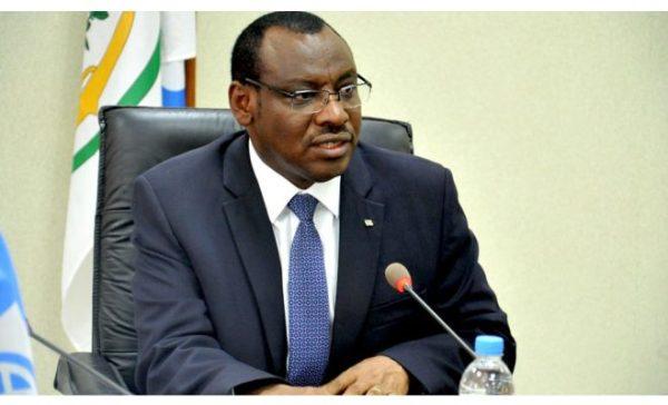 Claver Gatete, ministre rwandais des Finances