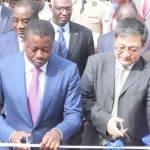 Togo: 560 bâtiments désormais connectés par fibre optique
