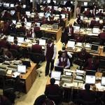 La Bourse de Lagos en fanfare