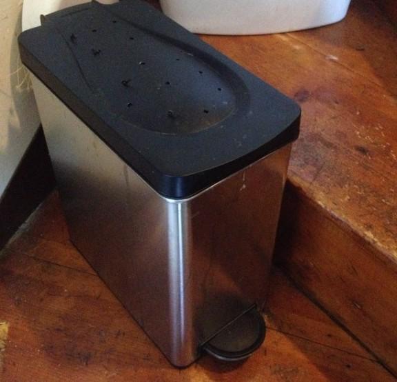 Small compost bin