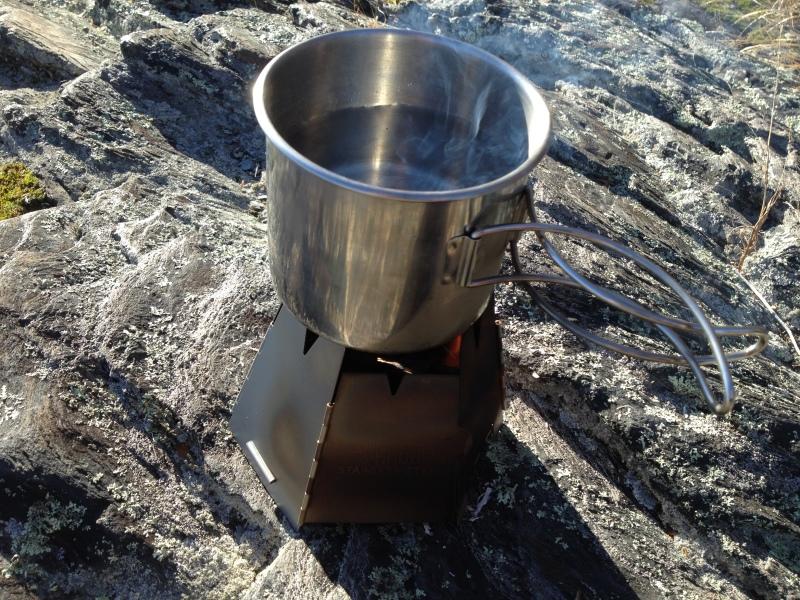 Vargo cup light