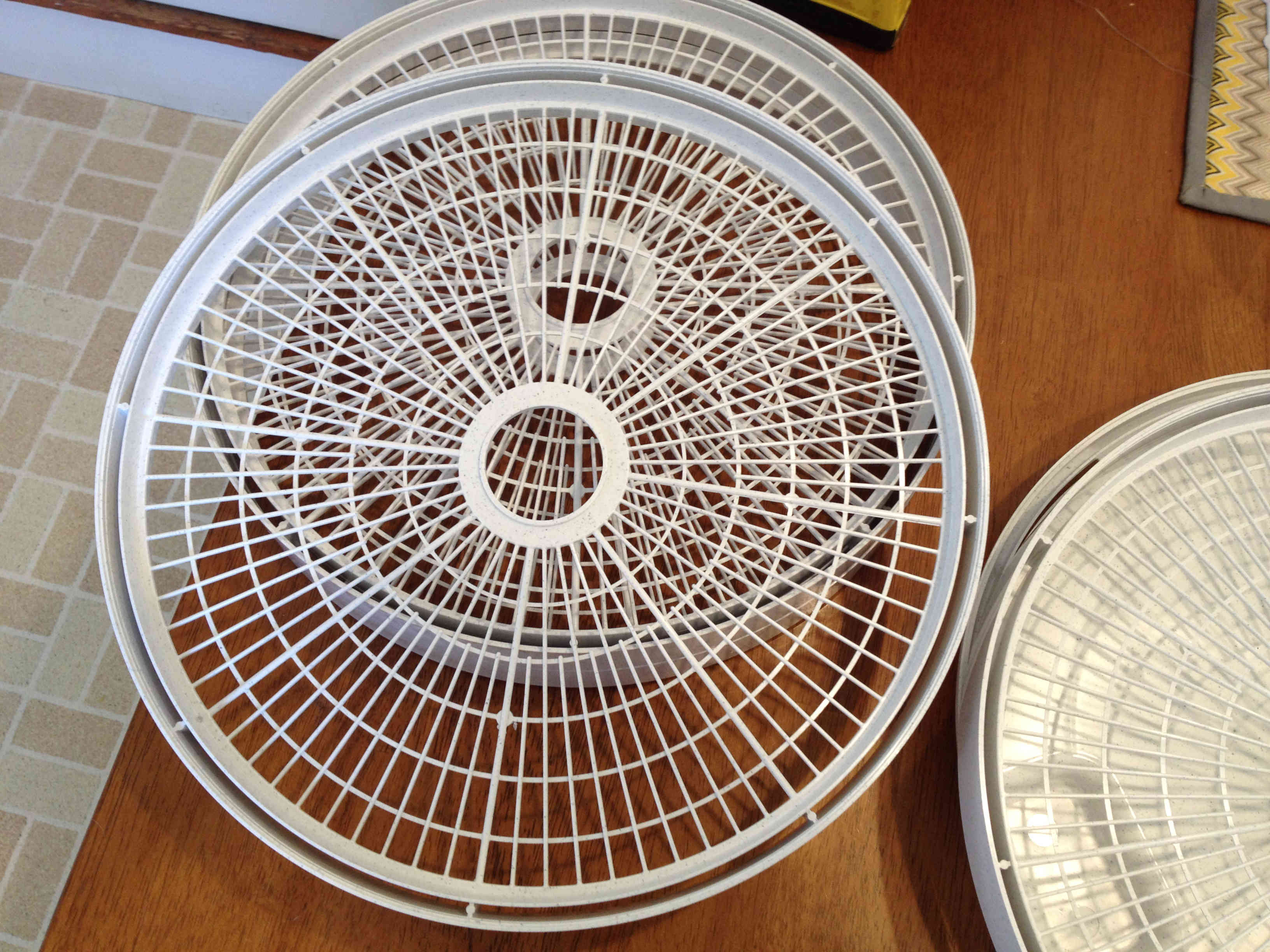 Nesco American Harvest Food Dehydrator Trays