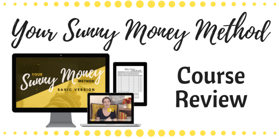 Your Sunny Money Method Course Review