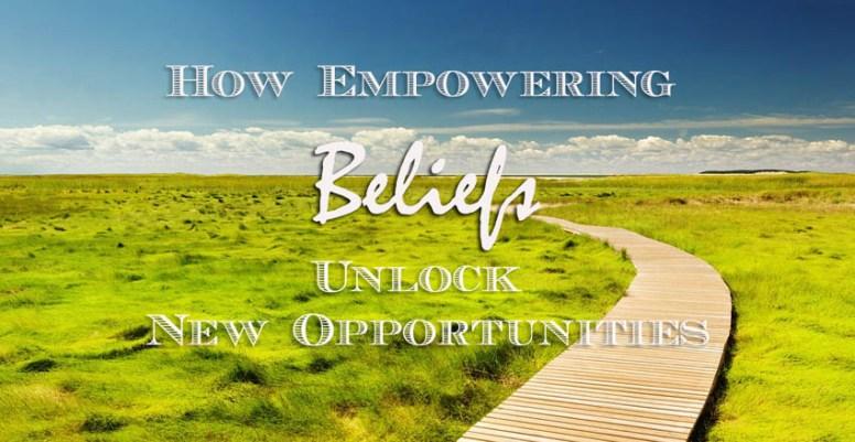 Empowering Beliefs