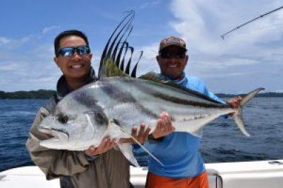 Fishing the Gulf of Chiriqui, Panama