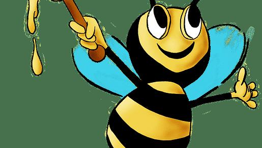 Image of bee to represent Bee Money Savvy