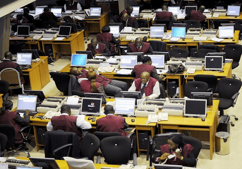 Image result for Stock market in nigeria