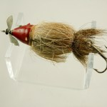 paw paw hair mouse Lure Bottom View