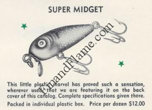 Super Midget Lure