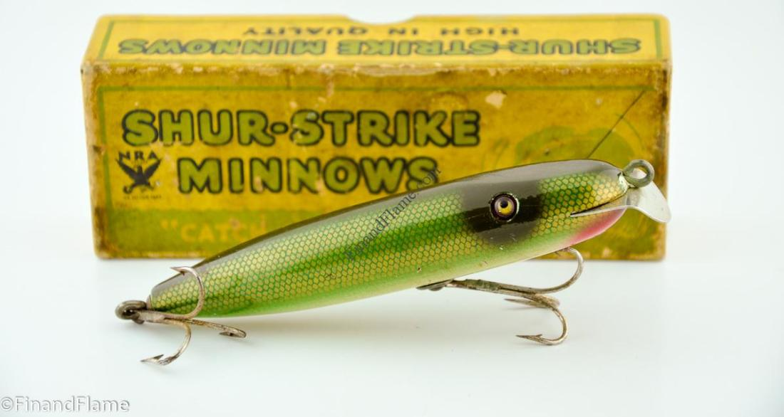 Creek Chub Shur Strike Pike Lure