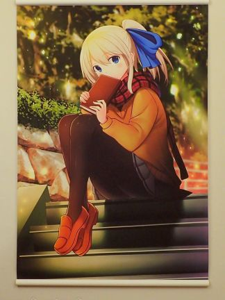 Finanime - Mira autumn - wall scroll