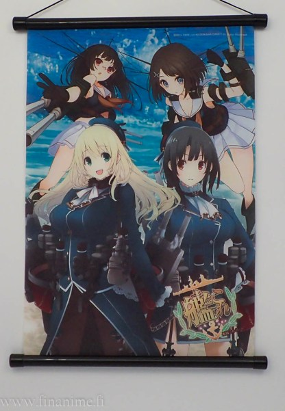 Kantai Collection - Kantai Collection wall scroll