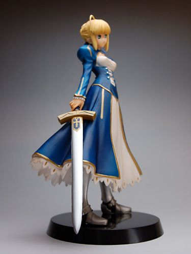 Fate/Stay Night - Saber, 2005 figure