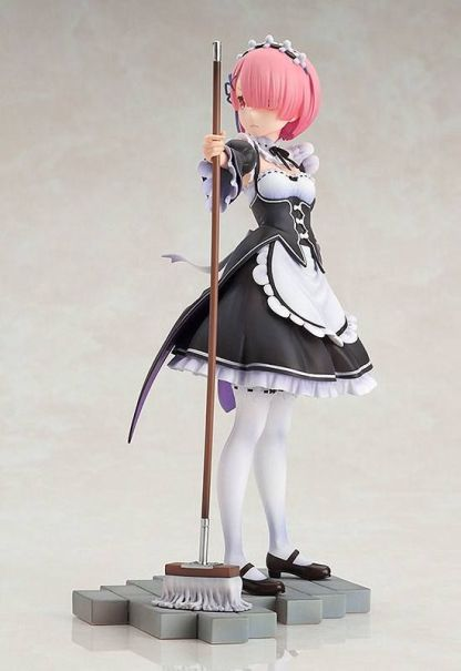 Good Smile Company Ram 1/7 Scale Figure Re:Zero Starting Life in Another World