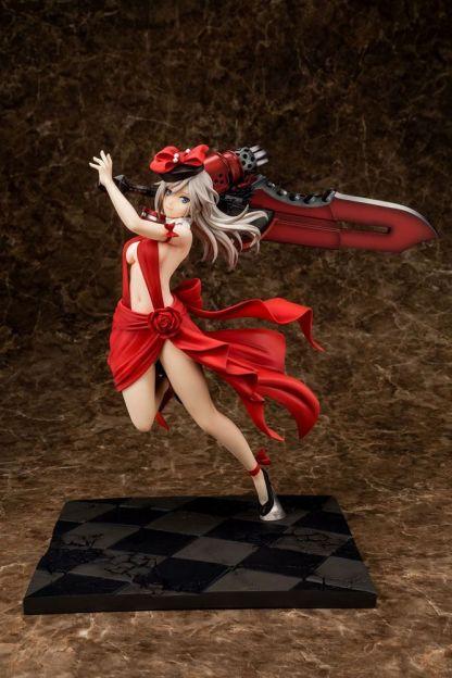 God Eater Alisa Ilinichina Omela 1/7 PVC Crimson Anniv Ver - Dress