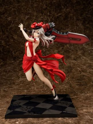 God Eater Alisa Ilinichina Omela 1/7 PVC Crimson Anniv Ver - Dress