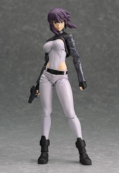 Motoko Kusanagi - Ghost in the Shell Figma Motoko Kusanagi Action Figure