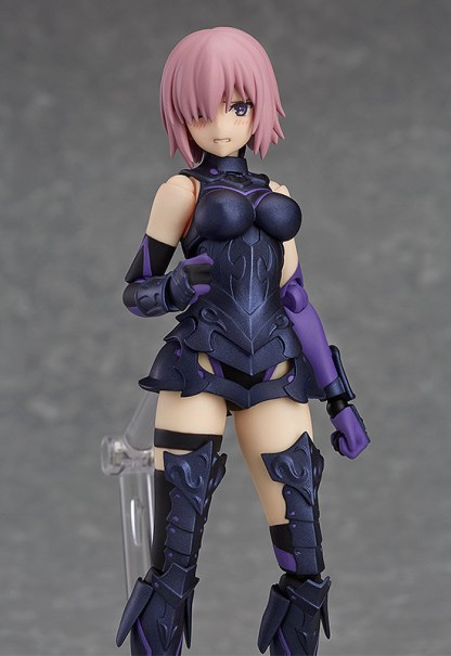 ate/Grand Order - Mash Kyrielight, Figma [321] - Max Factory figma Fate/Grand Order Shielder Mash Kyrielight
