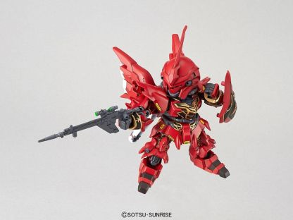 Mobile Suit Gundam Unicorn - Bandai SD Gundam EX-Standard 013 Sinanju