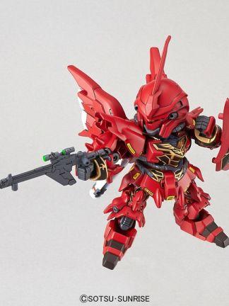 MSN - 06S Sinanju - Mobile Suit Gundam Unicorn