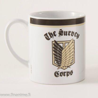 Attack on Titan - Mug