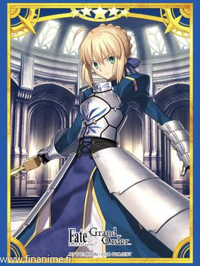 Fate/Grand Order - Saber/Altria - card sleeve
