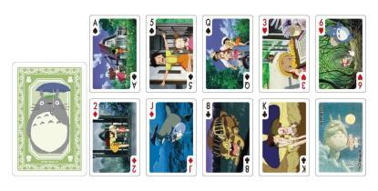 Ghibli card