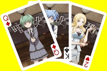 Assassination Classroom pelikortit - Koro-sensei