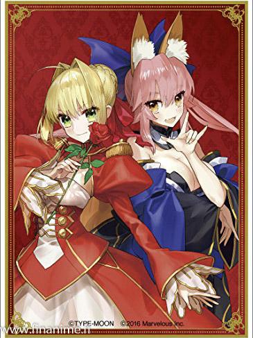 Fate/Extella - Nero & Tamamo - Fate/stay night card sleeve