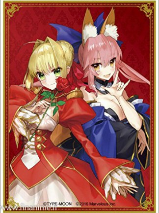 Fate/Extella - Nero & Tamamo - Fate/stay night card sleeve