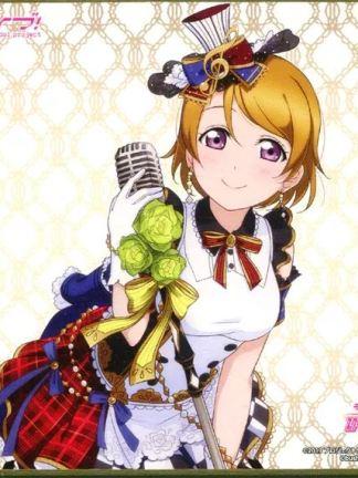 Love Live! - Hanayo Koizumi - Maki Nishikino shikishi