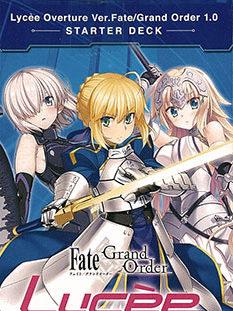 Lycee Overture TCG aloituspakka, Fate/Grand Order + bonus - Fate/Grand Order