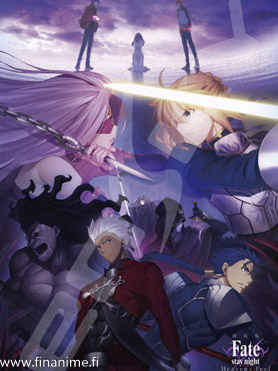 Fate/Stay Night Heaven's Feel - puzzle