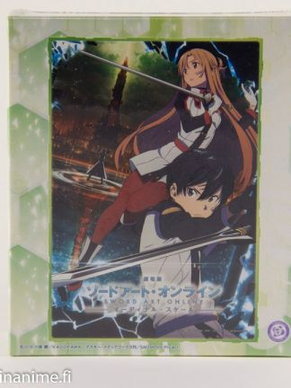 Sword Art Online - Ordinal Scale - Asuna puzzle