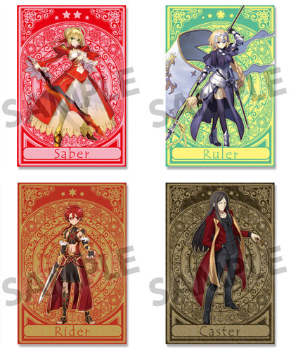 Fate/Grand Order vol.2 postikorttisetti - Fate/Grand Order