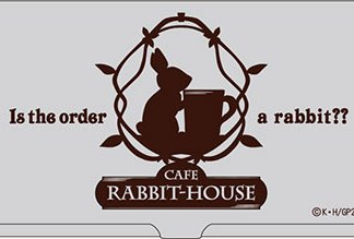 Is the order a rabbit?? luottokorttikotelo - Is the Order a Rabbit?