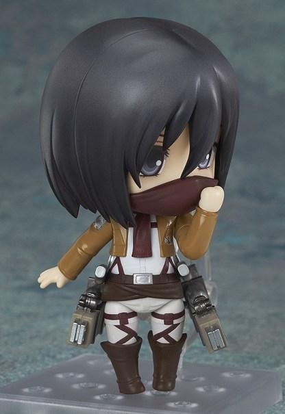 Attach on Titan - Mikasa Ackerman, Nendoroid [365]