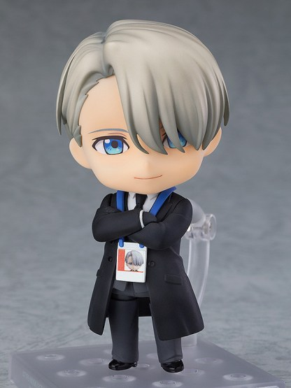 Yuri!!! on Ice Victor Nikiforov Nendoroid - Orange Rouge Yuri!!! on ICE Viktor Nikiforov Nendoroid Figure